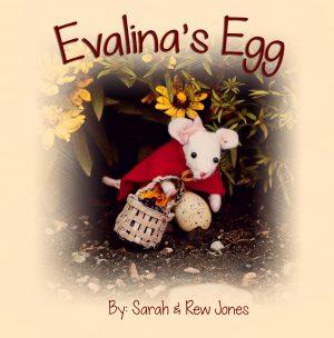 Cover for Evalina's Egg