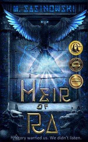 Cover for Heir of Ra