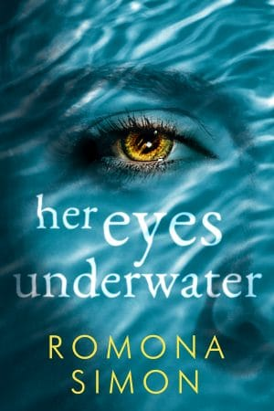 Cover for Her Eyes Underwater