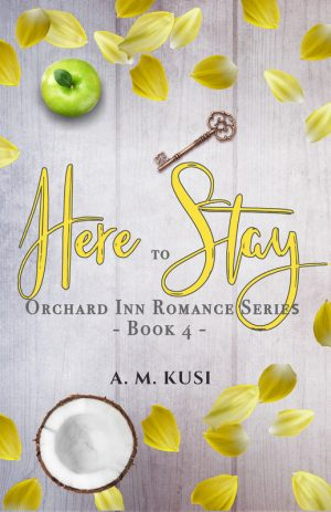Cover for Here to Stay