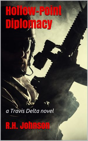 Cover for Hollow-Point Diplomacy