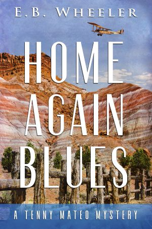 Cover for Home Again Blues