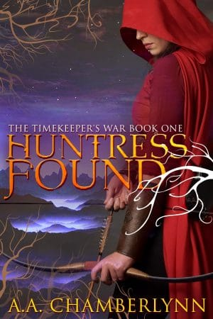 Cover for Huntress Found