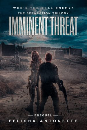 Cover for Imminent Threat Prequel