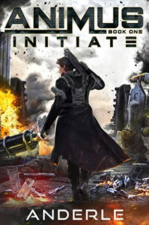 Cover for Initiate