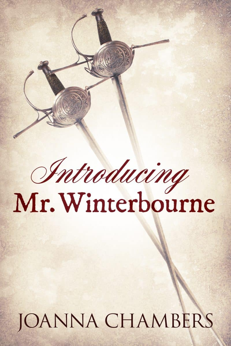 Cover for Introducing Mr Winterbourne