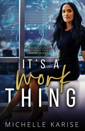 Cover for It's a Work Thing