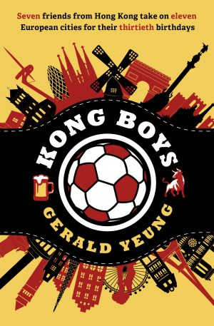 Cover for Kong Boys