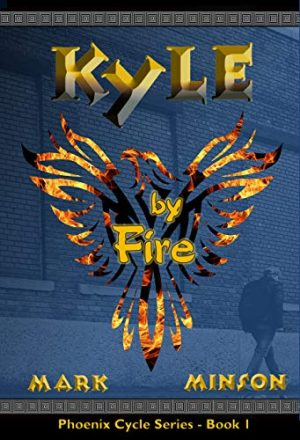 Cover for Kyle by Fire