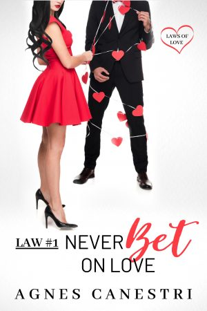Cover for Law #1: Never Bet on Love