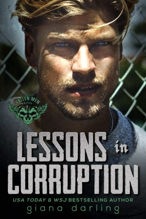 Cover for Lessons in Corruption