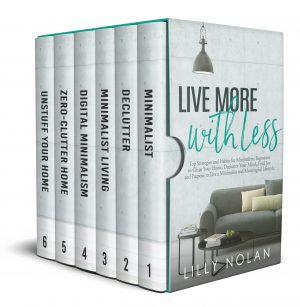 Cover for Live More with Less