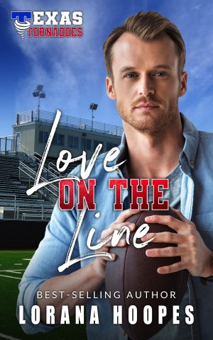 Cover for Love on the Line
