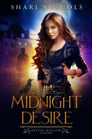 Cover for Midnight Desire