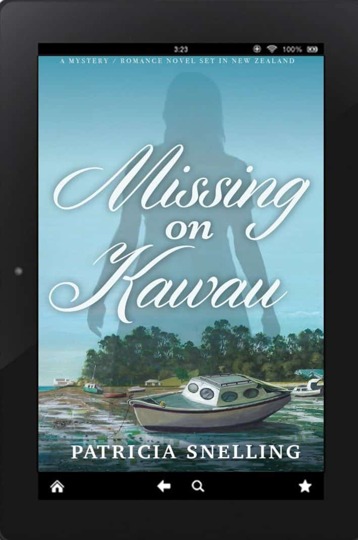 Cover for Missing On Kawau