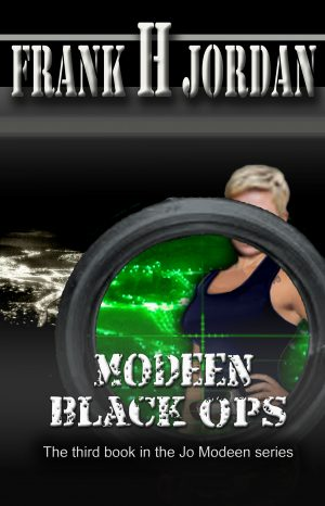 Cover for Modeen: Black Ops