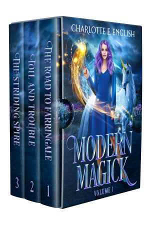 Cover for Modern Magick, Volume 1: Books 1-3