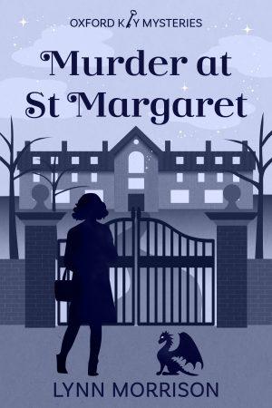 Cover for Murder at St Margaret