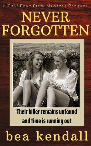 Cover for Never Forgotten
