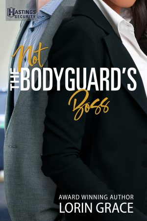 Cover for Not The Bodyguard's Boss