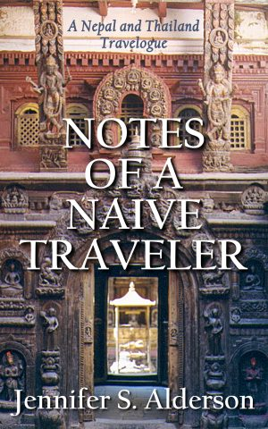 Cover for Notes of a Naive Traveler