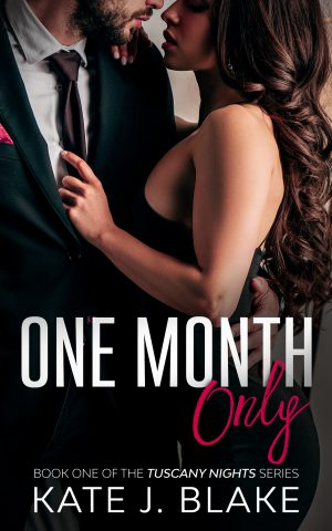 Cover for One Month Only