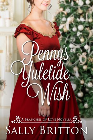 Cover for Penny's Yuletide Wish