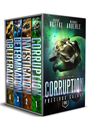 Cover for Precious Galaxy Boxed Set
