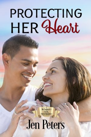 Cover for Protecting Her Heart