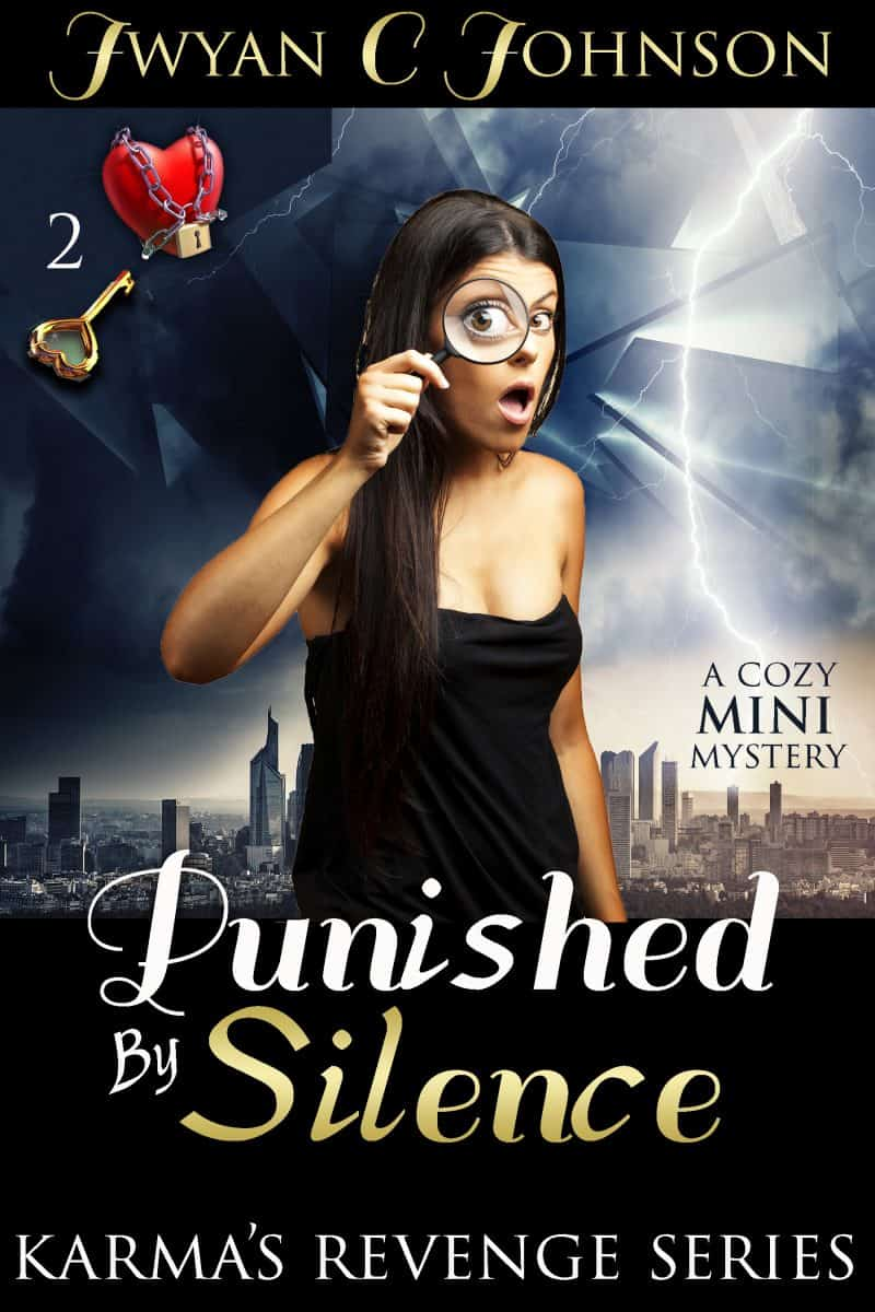 Cover for Punished By Silence: A Cozy Mini-Mystery