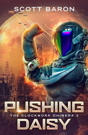 Cover for Pushing Daisy