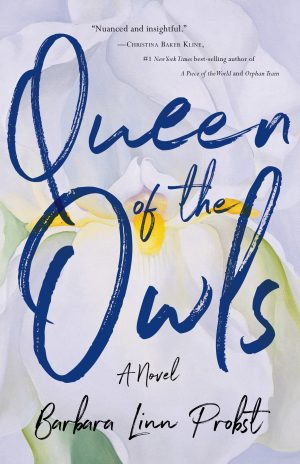 Cover for Queen of the Owls