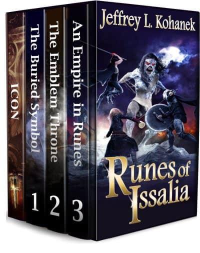Cover for Runes of Issalia Bonus Box
