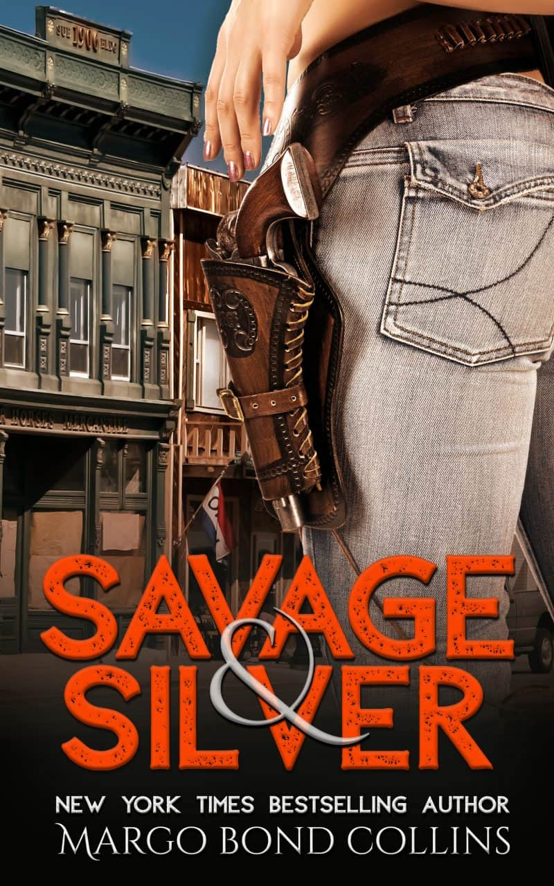 Cover for Savage & Silver
