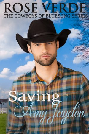 Cover for Saving Amy Jayden