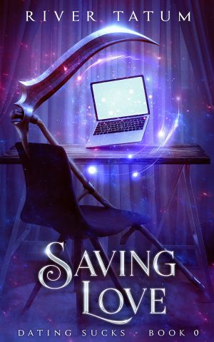 Cover for Saving Love
