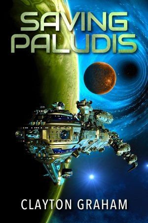 Cover for Saving Paludis