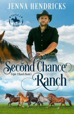 Cover for Second Chance Ranch