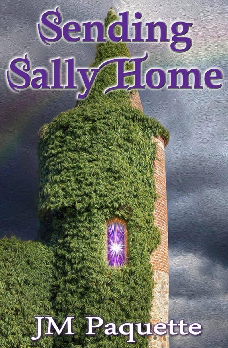 Cover for Sending Sally Home