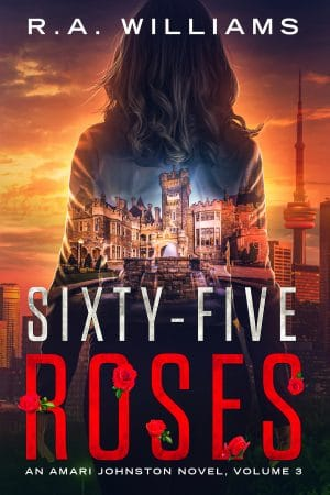 Cover for Sixty-Five Roses
