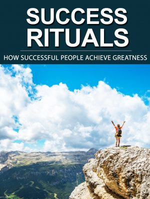 Cover for Success Rituals