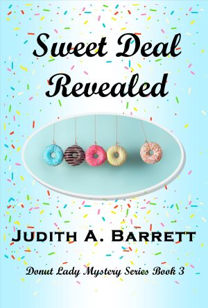 Cover for Sweet Deal Revealed