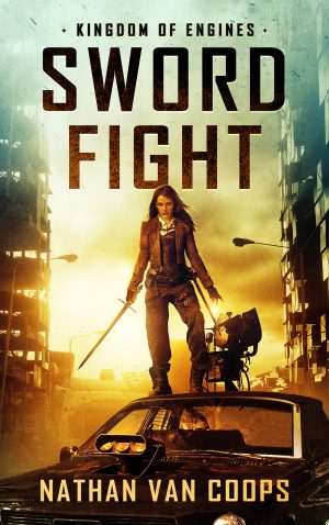 Cover for Sword Fight