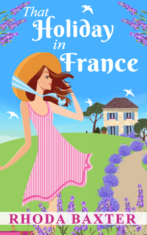 Cover for That Holiday in France