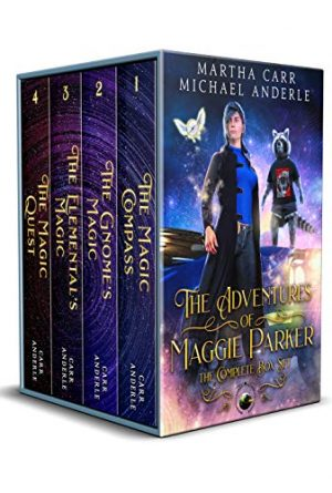 Cover for The Adventures of Maggie Parker Complete Box Set
