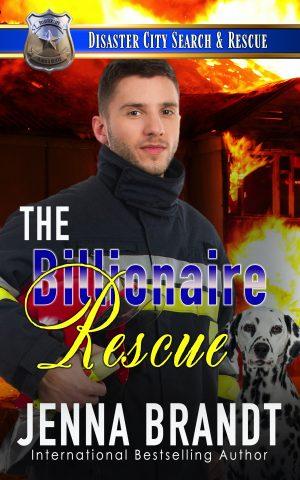 Cover for The Billionaire Rescue