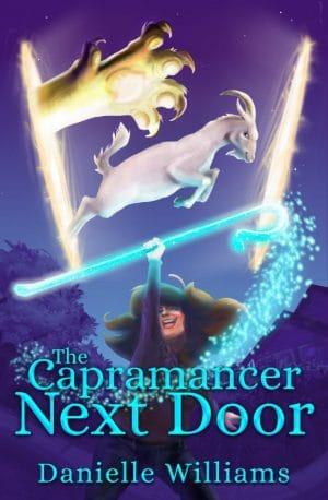 Cover for The Capramancer Next Door