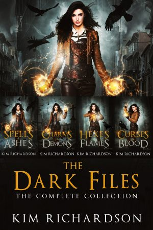 Cover for The Dark Files, The Complete Collection