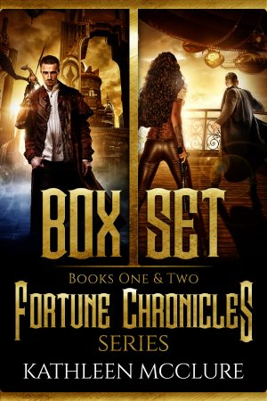 Cover for The Fortune Chronicles Series Box Set Books 1 & 2