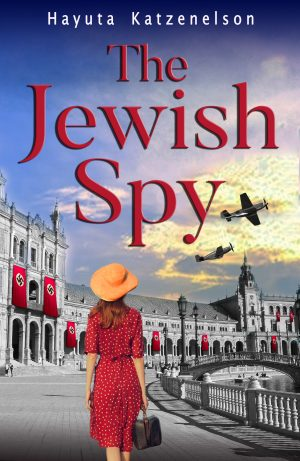 Cover for The Jewish Spy